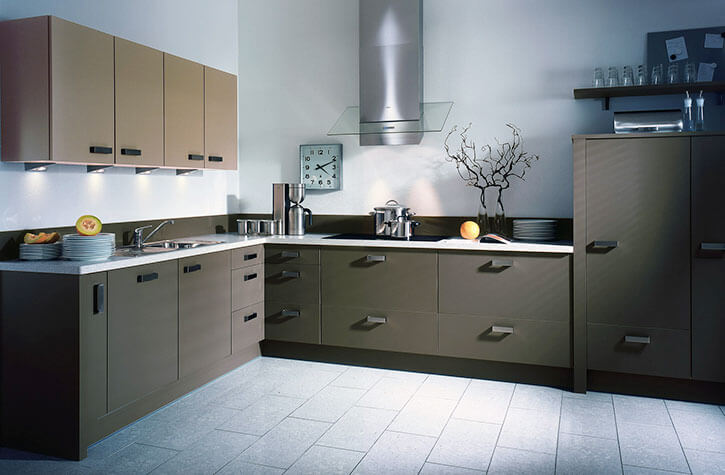 Kitchen Zone Interior Design In Bannerghatta Road Bangalore